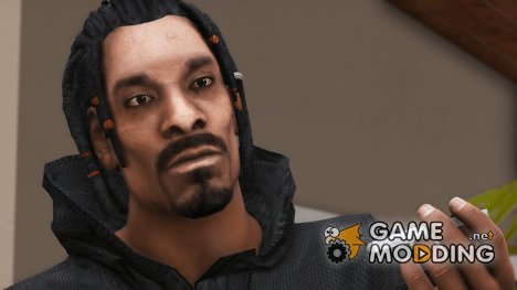Snoop Dogg 1.1 for GTA 5
