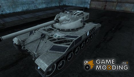 Шкурка для Bat Chatillon 25 t №15 for World of Tanks