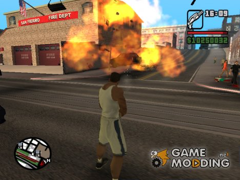 Cheat Bullets for GTA San Andreas