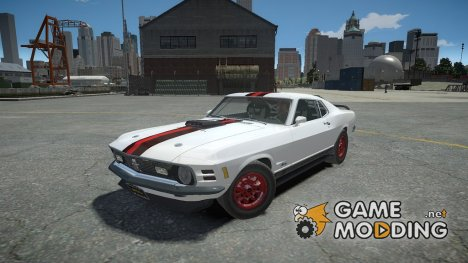 Ford Mustang Mach 1 Twister Special for GTA 4