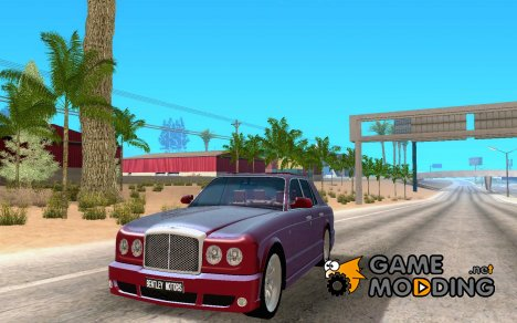 Bentley Arnage R 2005 для GTA San Andreas