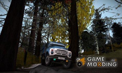 Трасса для бездорожья 2.0 для GTA San Andreas
