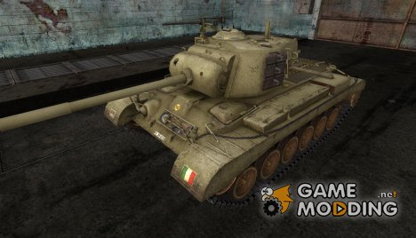 Шкурка для M46 Patton для World of Tanks
