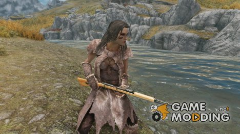 Rifles-Guns-OH MY for TES V Skyrim