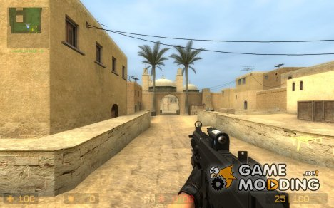 Hack Tactical UMP45 для Counter-Strike Source