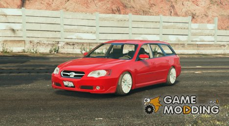 Subaru Legacy Touring Wagon BP5 0.2 for GTA 5
