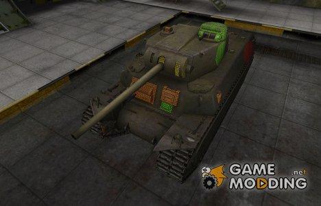 Зона пробития T1 Heavy for World of Tanks