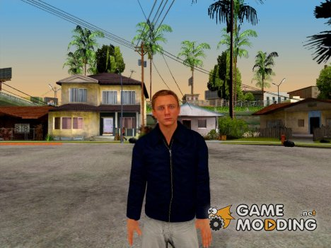 Daniel Craig ITK Outfit for GTA San Andreas