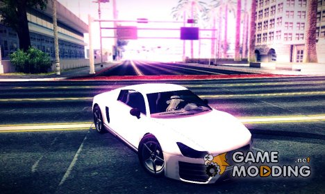 Obey 9F GTA V Damageable v.2 для GTA San Andreas
