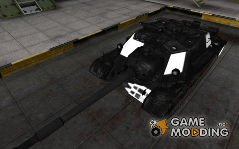 Зоны пробития СУ-122-54 for World of Tanks