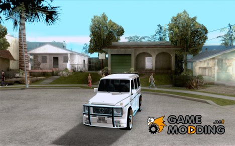 Mercedes Benz G500 Dub Edition для GTA San Andreas