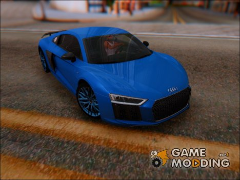 2018 Audi R8 V10 Plus for GTA San Andreas