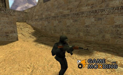 GSG9 > SWAT team для Counter-Strike 1.6
