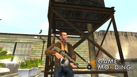 Штурмовая винтовка FN SCAR for GTA 4