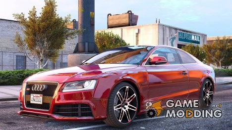 Audi RS5 2011 1.0 for GTA 5