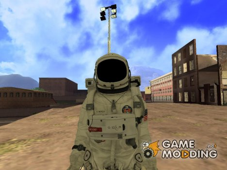 SA Spacesuit From COD: Ghosts для GTA San Andreas