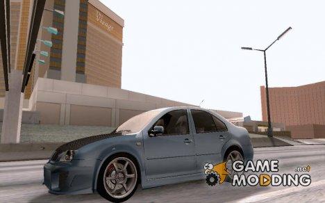VW Bora Tuning for GTA San Andreas