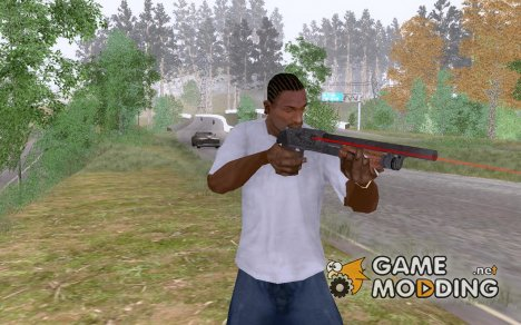 Resident Evil 5 Shotgun for GTA San Andreas