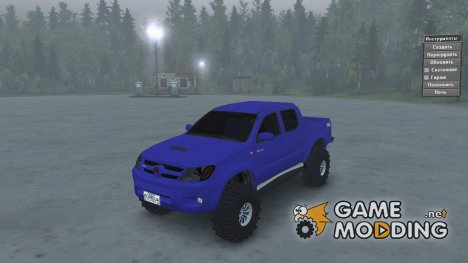 Toyota Hilux 2013 for Spintires 2014