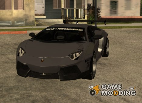Lamborghini Aventador LB Performance for GTA San Andreas