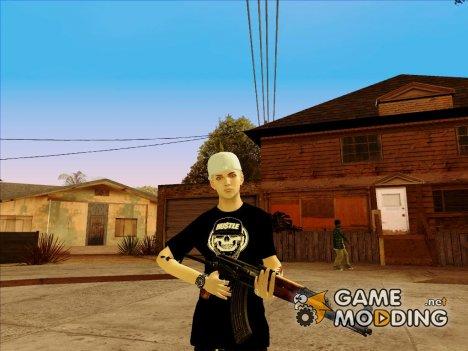 Men Swag для GTA San Andreas
