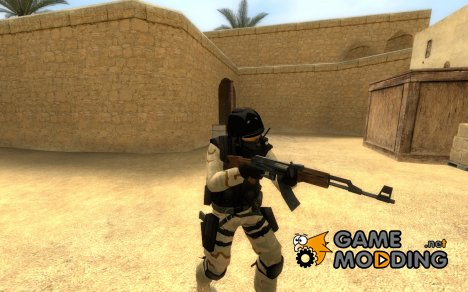 Delta Force для Counter-Strike Source