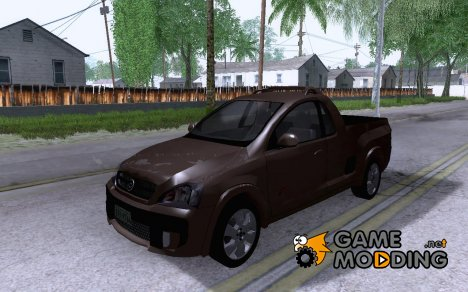 Chevrolet Montana Sport 1.8 Flexpower для GTA San Andreas