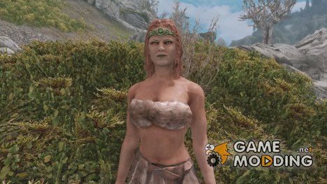 Circlets Helmets for light armor - English_Italian for TES V Skyrim