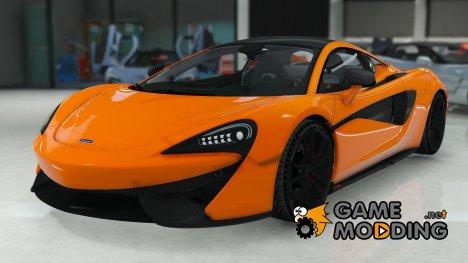 McLaren 570 S 0.8 for GTA 5