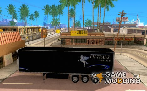 Trailer к Scania R620 Pimped for GTA San Andreas