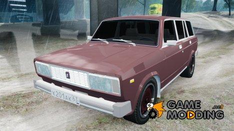 Ваз 2104 for GTA 4