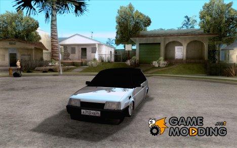 ВАЗ 2108 Хром for GTA San Andreas