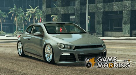 Volkswagen Scirocco BETA for GTA 5