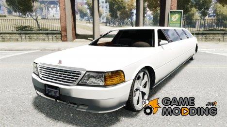 Limo на 22-ух  дюймовых дисках for GTA 4