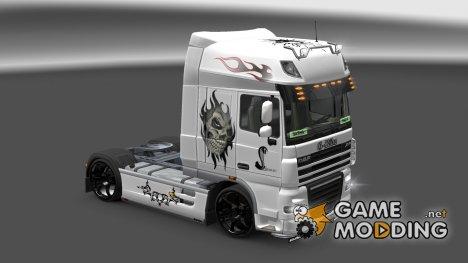 DAF XF Skin For Fantazy for Euro Truck Simulator 2