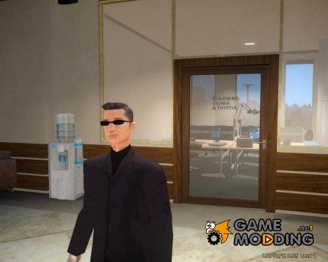 Wu Zi Mu из GTA San Andreas для GTA 4
