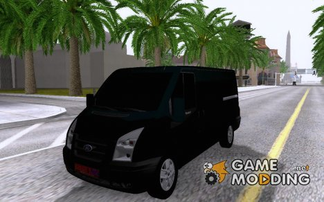 Ford Transit 2009 for GTA San Andreas