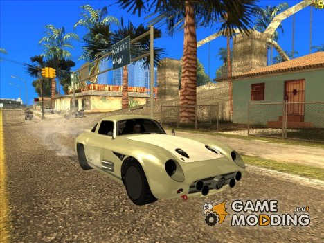 Benefactor Stirling GT для GTA San Andreas