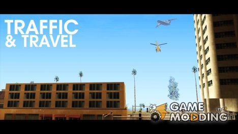 Traffic and Travel для GTA San Andreas
