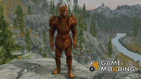 Ancient Dragon Knight Armor for TES V Skyrim