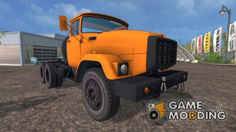 ЗиЛ 133 ВЯТ for Farming Simulator 2015