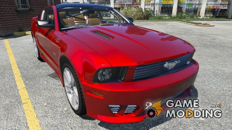 2005 Ford Mustang GT 1.0 for GTA 5
