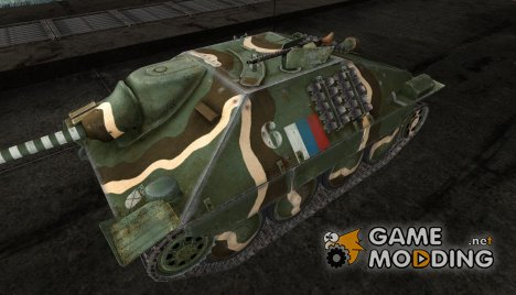 Hetzer 13 для World of Tanks