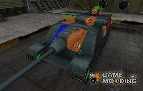 Качественный скин для AMX AC Mle. 1948 для World of Tanks