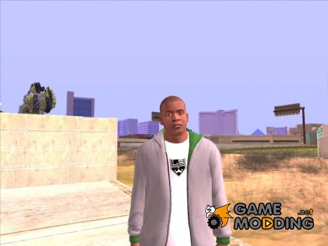 Franklin Clinton GTA V для GTA San Andreas