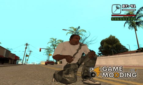 Корень for GTA San Andreas