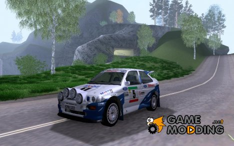 Ford Escort RS Cosworth rally for GTA San Andreas