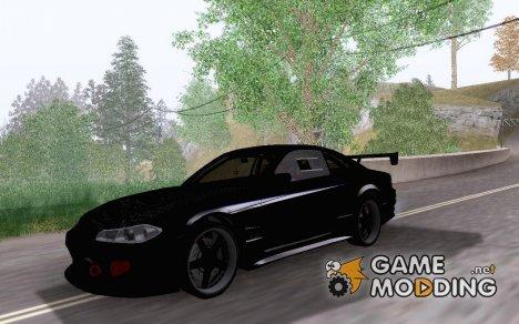 Nissan Silvia S15 Truex´s для GTA San Andreas