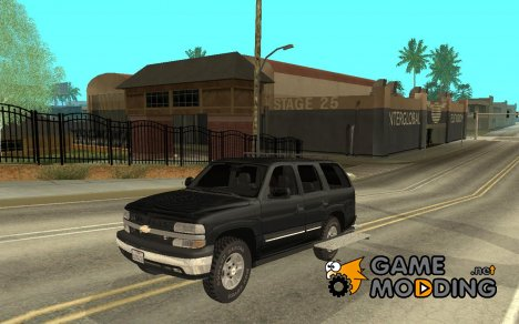 Chevrolet Tahoe 2003 SWAT for GTA San Andreas