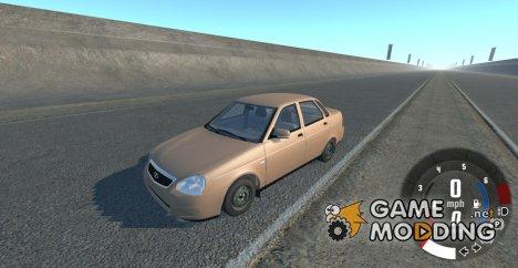 "ВАЗ-2170 ""Приора"" for BeamNG.Drive"